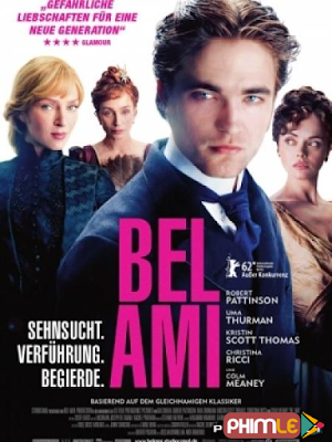 Phim Người Tình Phóng Đãng - Bel Ami (2012)