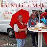 kfd-Mobil in Melle