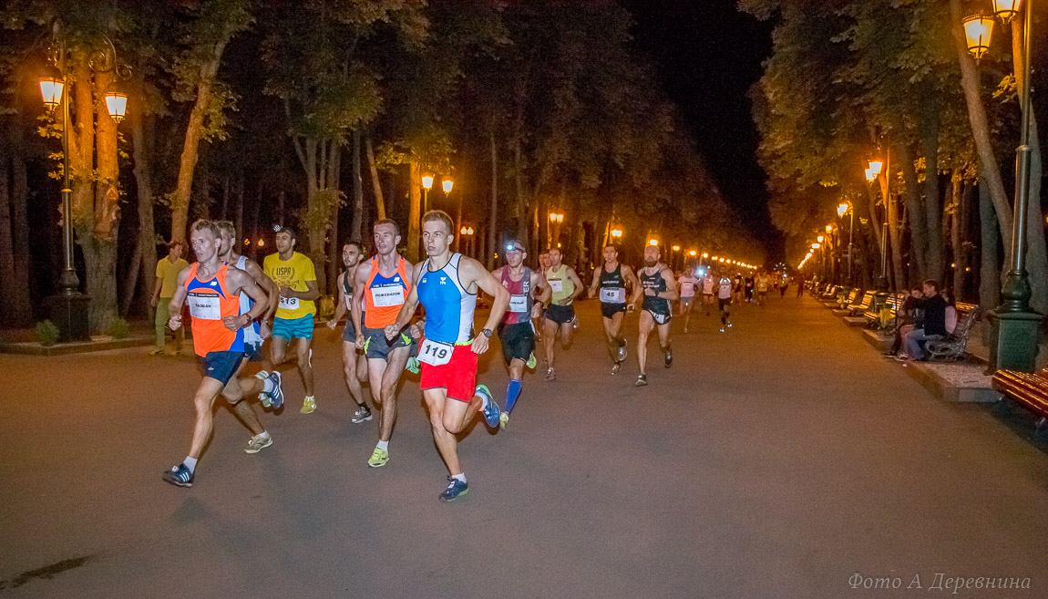 Фотографии. Ночной бег Night Run