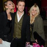WWW.ENTSIMAGES.COM -  Sam Callahan X Factor's   at     UK Lingerie Awards December 4th 2013                                       Photo Mobis Photos/OIC 0203 174 1069