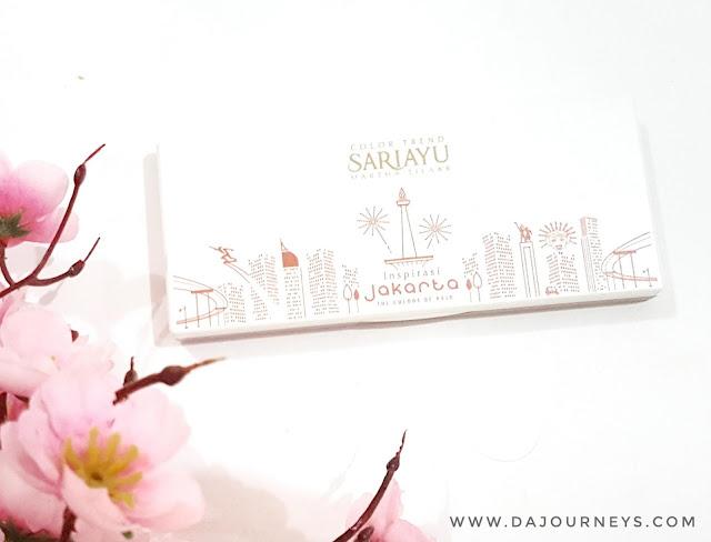 [Review] Sariayu Color Trend 2018 Inspirasi Jakarta