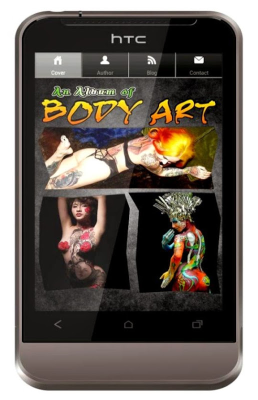 An Album of Body Art   Android Apps on Google Play