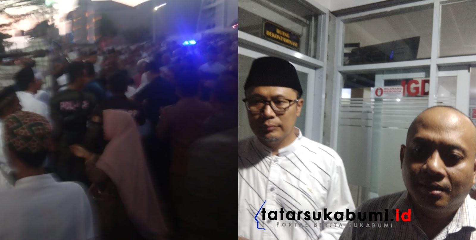 Insiden Maut Pengantar Jemaah Haji Kota Sukabumi, 1 Meninggal Dunia 4 Luka-luka