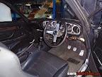 TA27 Toyota Celica interior with S2000 seats