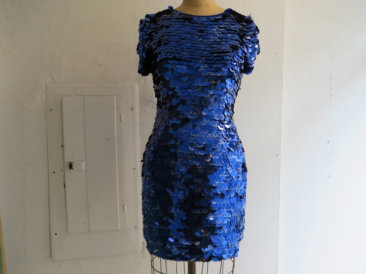 Henri Bendel Sequined Dress