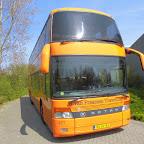 Setra van Van Fraassen Travelling bus 457
