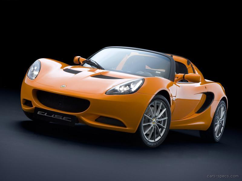 2007 lotus elise convertible specifications pictures prices. Black Bedroom Furniture Sets. Home Design Ideas