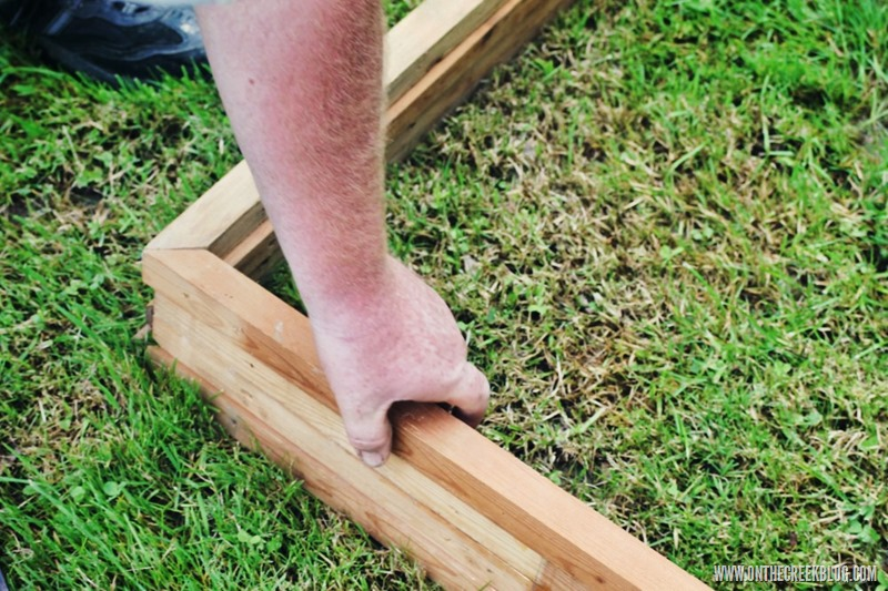 DIY Raised Garden Beds