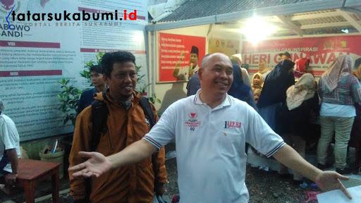 60 Ribu Peserta Jalan Santai Bersama Prabowo di Sukabumi, Heri Gunawan : Jaga Ketertiban dan Keamanan