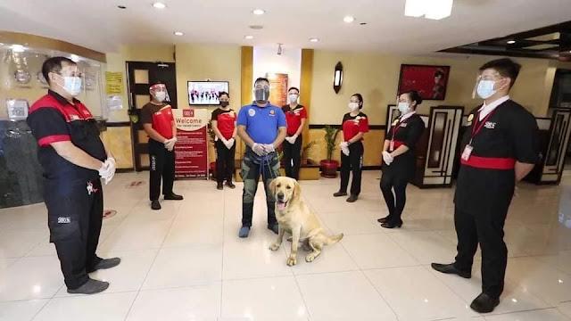Hotel Sogo personnel