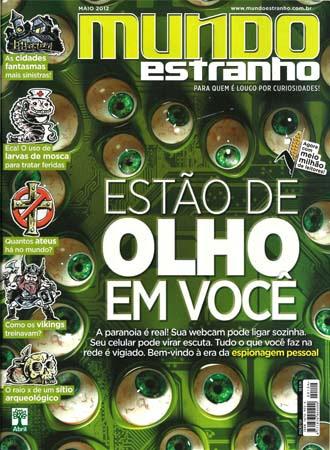 Mundo Estranho  Edição 124  Maio 2012