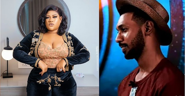 Nkechi Blessing Knocks Down A Follower Who Slammed Her For Making Fun Of BBNaija's Yousef