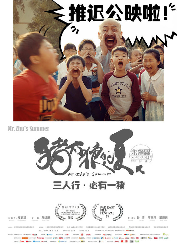 Mr. Zhu's Summer China Movie