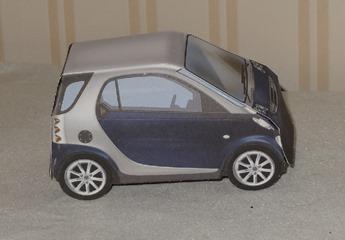 2007 Daimler Smart Fortwo