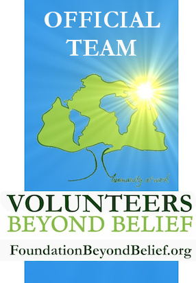 Volunteers Beyond Belief