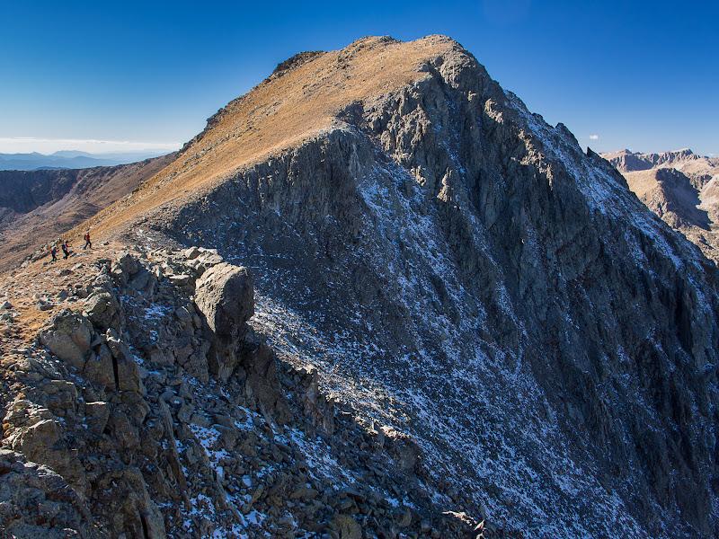 Tosseta de l'Esquella, punt més alt de la ruta