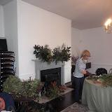 Mt Washington Garden Club 2011 - Hospitality Room