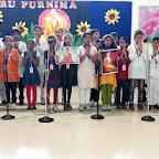 Guru Purnima Celebration (I-V) 27-7-2018