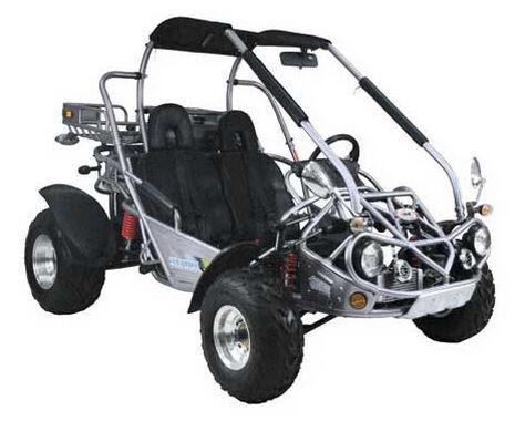 Silver 300cc Twister Hammerhead XRX Trailmaster Dune Buggy
