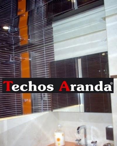 Pagina web de techos metalicos Madrid