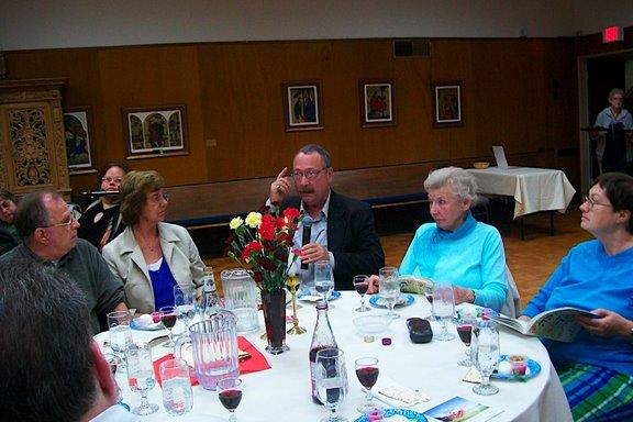 2009 Interfaith Seder - 100_3430.JPG