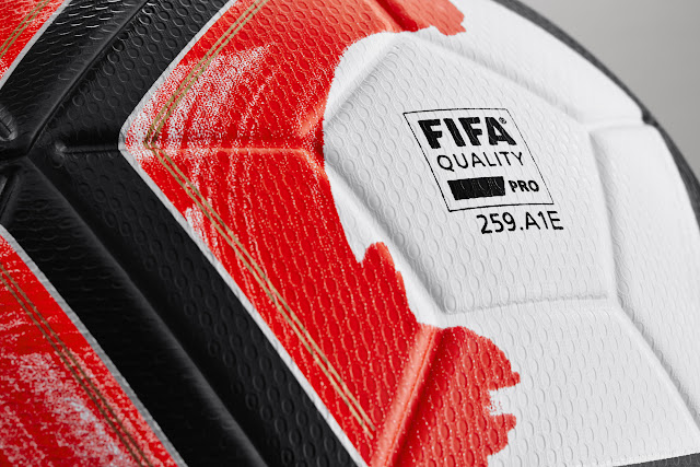 Nike Ordem Ciento FIFA Quality Pro Approved badge