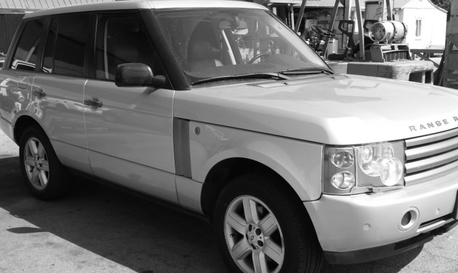 Range Rover Steering Columns: Key Will Not Turn in Ignition. Range Rover  2003, 2004, 2005, 2006 and 2007