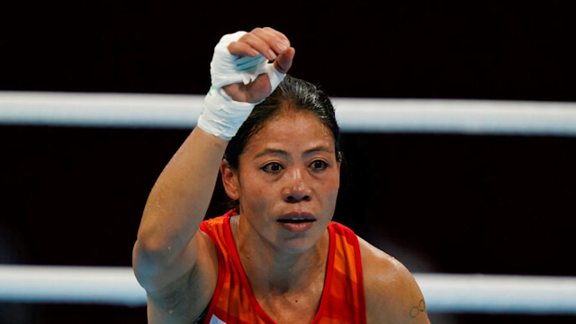 I Apologise to India for Not Winning an Olympic Medal, Says Distraught Mary Kom