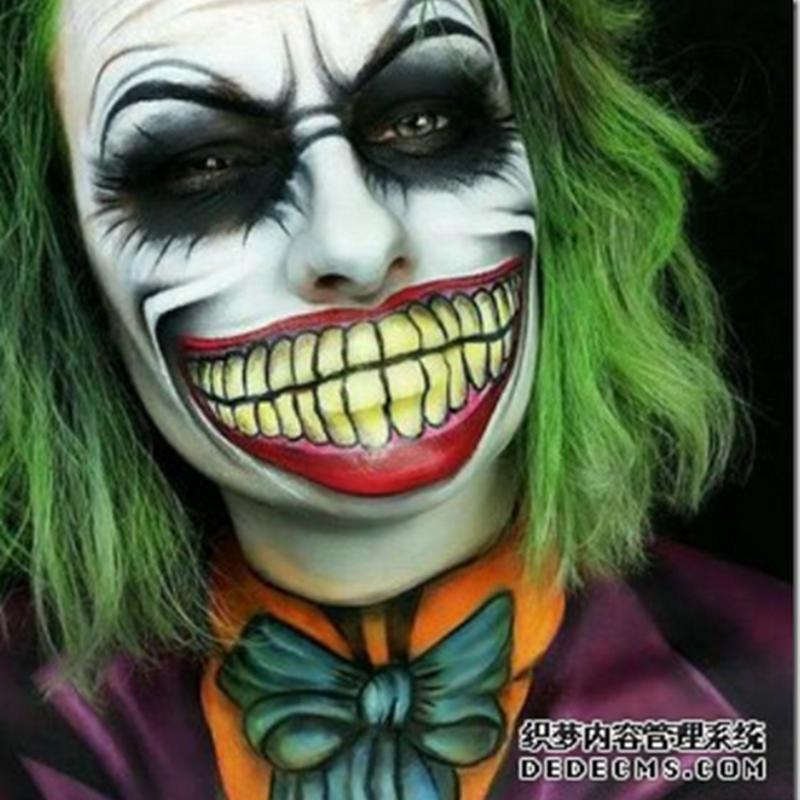 nuevas Ideas maquillajes halloween