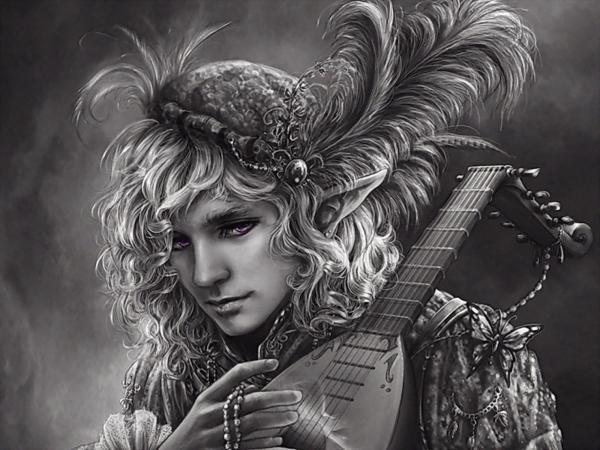 Singer Of Elven Songs, Angels 3