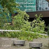Sturmschaden in St.Matthäus