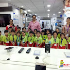 Field Trip to Electronic Showroom (Sr.KG.) 31-7-2017