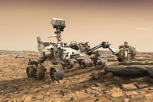 نجح جهاز اختبار ناسا على المثابرة روفر في تحويل ثاني أكسيد الكربون إلى أكسجين على المريخ
