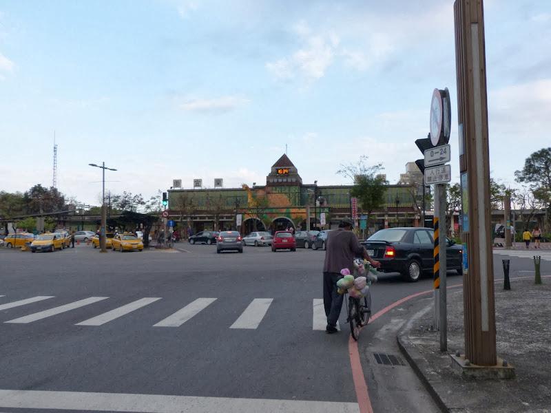 La gare de Yilan