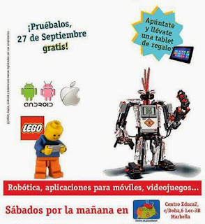 Cursos Stemxion, Educa2 2014-2015