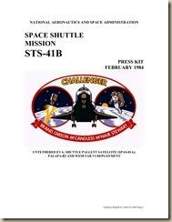 STS-41B Press Kit_01