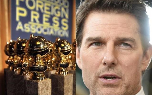 Σε κρίση οι Χρυσές Σφαίρες - Επιστρέφει τα βραβεία του ο Τομ Κρουζ