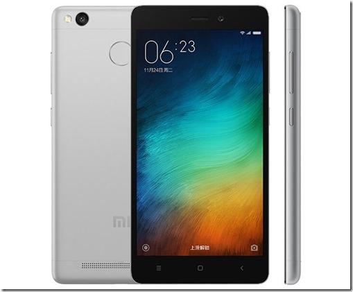 Harga Spesifikasi Xiaomi Redmi 3X