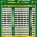 Unduh Jadwal Imsakiyah Ramadhan 1442 H Untuk Wilayah Magelang dan Sekitarnya