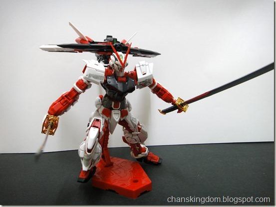 MBF-P02 Gundam Astray Red Frame -043