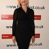 OIC - ENTSIMAGES.COM - Barbara  Crampton  at the Film4 Frightfest on Friday of  We are still here UK Film Premiere at the Vue West End in London on the 28th August 2015. Photo Mobis Photos/OIC 0203 174 1069