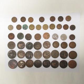 50 Piece British Empire Coin Lot 2