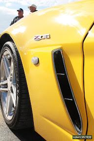 Corvette Z06 Side Ventilation