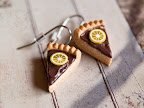 Chocolate Orange Tart Dangles
