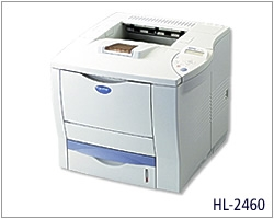 get Brother HL-2460 printer's driver