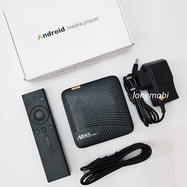 android tv box mecool m8s pro l