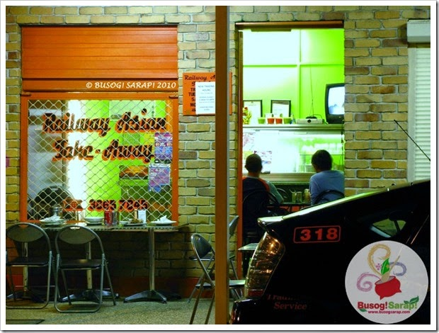 Zillmere Railway Asian Take Away© BUSOG! SARAP! 2010