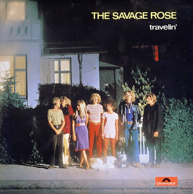 the Savage Rose ~ 1969 ~ Travelin'