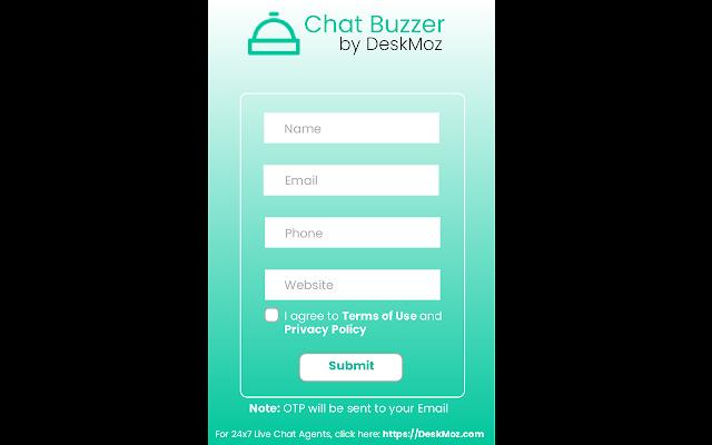 Chat Buzzer by DeskMoz
