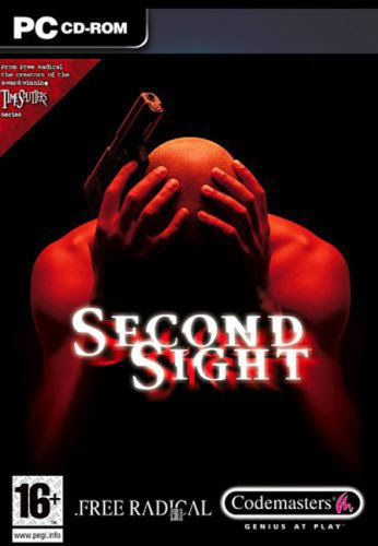 Cover Of Second Sight (2005) Full Latest Version PC Game Free Download Resumable Links at Alldownloads4u.Com